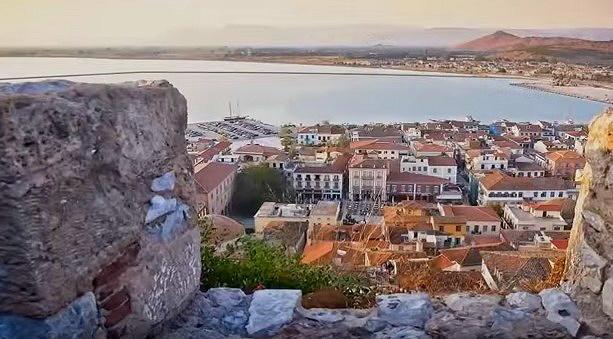 Διακοπές-Πελοπόννησος-Ναύπλιο