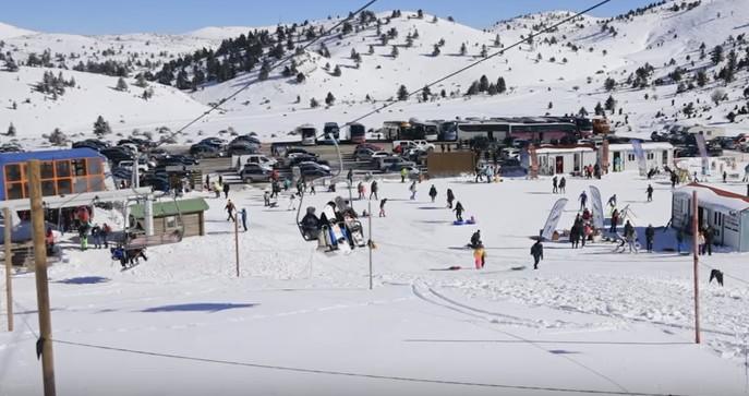 Καλάβρυτα-χιονοδρομικό κέντρο