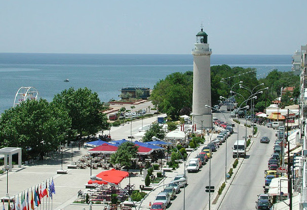 Θράκη-Αλεξανδρούπολη