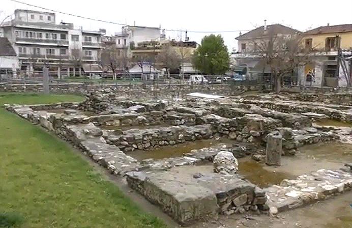 Λάρισα-Αρχαιολογικός Χώρος