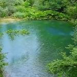 Μακεδονία-Κιλκίς-Η Γαλάζια Λίμνη στο Σκρα