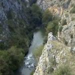 Νομός Σερρών-Φαράγγι Αγγίτη