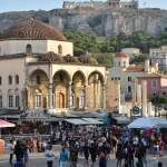 Στερεά Ελλάδα-Αθήνα-Πλάκα