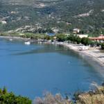 Εύβοια-Μαρμάρι-παραλία Φυγιάς