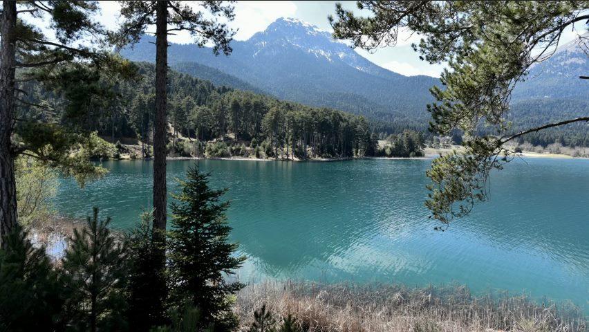 Ορεινή Κορινθία-Λίμνη Δόξα