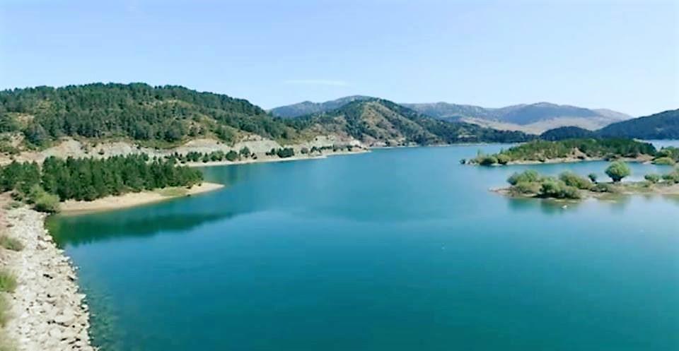 ορεινές λίμνες-ΛΙΜΝΗ ΑΩΟΥ