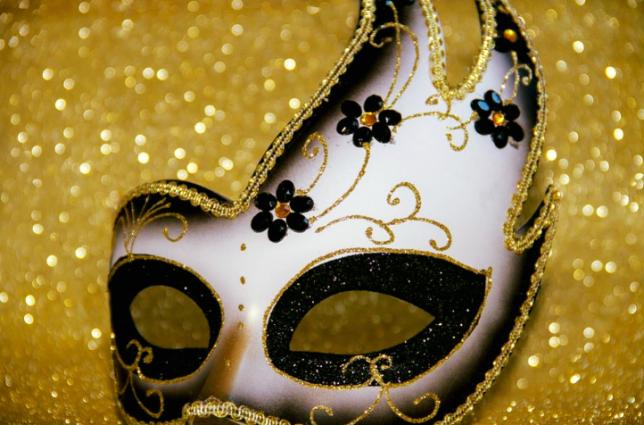 Καρναβάλι - μάσκα